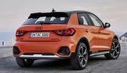 Une version SUV de l'Audi A1 : la citycarver