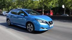 La Nissan Leaf e+ jusqu'à la panne : sur le podium !