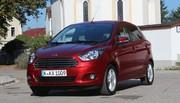 Ford Ka+ : trois ans et puis s'en va