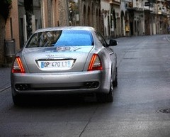 Essai Maserati Quattroporte S