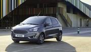Ford Ka+ : carrière écourtée sur l'autel du CO2 !