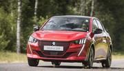 Essai prototype Peugeot e-208 : batterie au plancher
