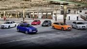 Audi RS : retour sur 25 ans de breaks bodybuildés !