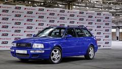 Audi : 25 ans de modèles RS