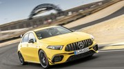 Essai Mercedes-AMG A 45 S 4MATIC+ : en mode vénère !