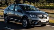 Les nouvelles Renault Logan et Stepway dévoilées en Amérique du Sud