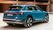 Une petite batterie disponible sur le SUV Audi e-tron