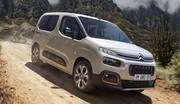 Citroën Berlingo et Opel Combo Life : nouveau moteur essence à boîte auto