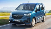 Opel Combo Life : 130 ch et 8 rapports