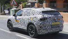 Le SUV électrique de Volkswagen, l'ID Crozz, surpris par nos photographes !