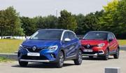Renault Captur 1 vs Captur 2 : qu'est ce qui change ?