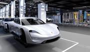 Porsche : la Taycan, électrique, plus populaire que la 911 ?