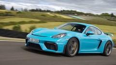 Essai Porsche 718 Cayman GT4 & Spyder : l'essence de la voiture de sport