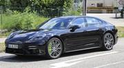 La Porsche Panamera restylée surprise sans camouflage