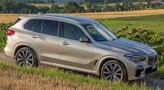Essai BMW X5 M50d: concerto en M mineur