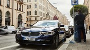 BMW 530e, plus grosse batterie, plus de zéro émission
