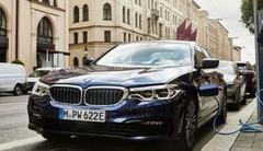 BMW 530e : 5 km de gagnés