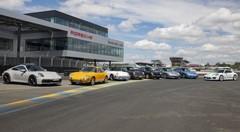 Porsche 911 : la famille 911 au complet