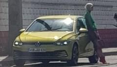 Volkswagen Golf 8 (2019). Surprise avant sa révélation officielle