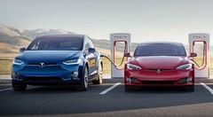 Tesla relance la Supercharge gratuite… mais pas pour sa Model 3 !