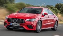 Essai Mercedes-AMG CLA 45 S 4Matic+ : brutalement vôtre
