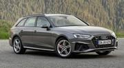 Les prix définitifs de l'Audi A4 2019 dévoilés