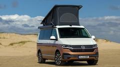 Volkswagen présente son California 6.1