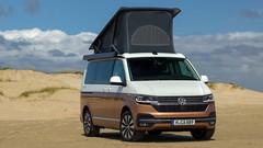 Quelques nouveautés pour le Volkswagen California 6.1