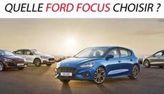 Quelle Ford Focus choisir ?