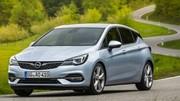 Prix Opel Astra restylée (2019) : tarifs, moteurs, équipements