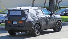 Le nouveau Jeep Grand Cherokee est en plein développement !