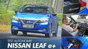 Essai Nissan Leaf e+ : le test vérité sur son autonomie