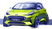 Un premier dessin annonce la future Hyundai i10