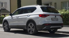Essai Seat Tarraco : l'Ateca en plus grand