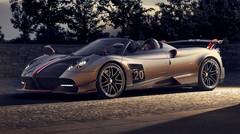 Faites place à la nouvelle Pagani Huayra Roadster BC