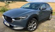 Essai Mazda CX-30 : le chaînon manquant