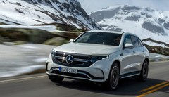 Essai Mercedes EQC 400
