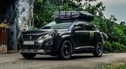Un Peugeot 3008 un peu spécial pour Top Gear
