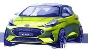 Hyundai i10 3 (2020) : Une première esquisse spectaculaire