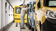 La production automobile française devrait chuter en 2020