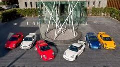 20 ans de Porsche 911 GT3