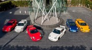 Porsche fête les 20 ans de la 911 GT3