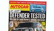 D'après Autocar, la Fiat 500 électrique aurait 4 portes