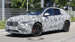 Mercedes prépare ses GLA 35 et 45 AMG