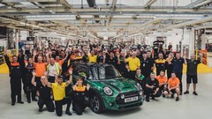 Mini : 10 millions de voitures produites depuis 1959