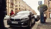 BMW 225xe Active Tourer : la familiale branchée peaufinée