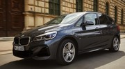 BMW Série 2 Active Tourer hybride : plus d'autonomie électrique