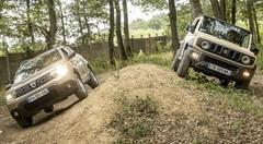 Essai Dacia Duster TCe 130 4×4 vs Suzuki Jimmy 1.5 VVT : polyvalent ou baroudeur