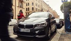 BMW 225 Xe Active Tourer : nouvelles spécifications