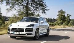 Porsche : les Cayenne et Cayenne Coupé en Turbo S-E Hybrid